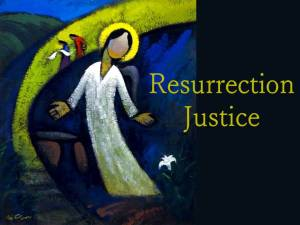 Resurrection Justice