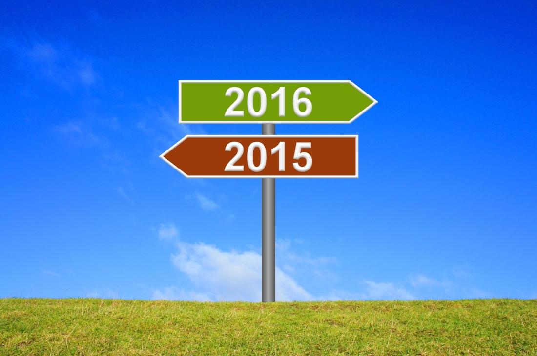 Signpost year 2015 2016
